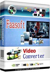 Faasoft Video Converter 5.4.23.6956 RePack & Portable by TryRooM