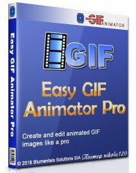 Easy GIF Animator 7.3.0.61 RePack & Portable by TryRooM