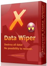 Macrorit Data Wiper 4.6.0 Unlimited Edition RePack (& Portable) by TryRooM