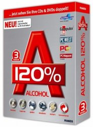 Alcohol 120% 2.1.0 Build 30316 RePack by KpoJIuK