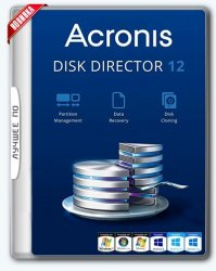 Acronis Disk Director 12 Build 12.5.163 DC 21.07.2019 by KpoJIuK