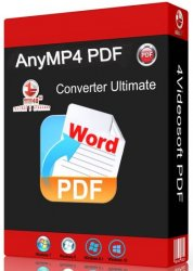 AnyMP4 PDF Converter Ultimate 3.3.22 RePack (& Portable) by TryRooM