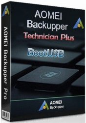 AOMEI Backupper Technician Plus 6.0.0 RePack by KpoJIuK