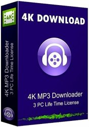 4K YouTube to MP3 3.13.0.3810 RePack (& Portable) by TryRooM