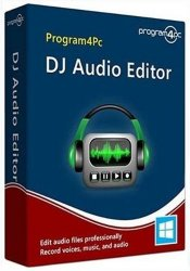 Program4Pc DJ Audio Editor 8.1 RePack (& Portable) by elchupacabra
