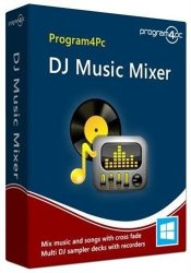 Program4Pc DJ Music Mixer 8.4 RePack (& Portable) by elchupacabra