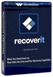 Wondershare Recoverit Ultimate 8.3.0.12 RePack (& Portable) by TryRooM
