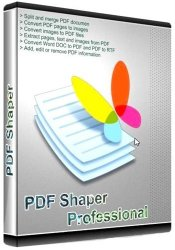 PDF Shaper Professional 10.1 RePack (& Portable) by elchupacabra