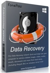FonePaw Data Recovery / Datenrettung 2.1.0 RePack (& Portable) by TryRooM