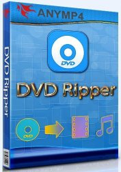 AnyMP4 DVD Ripper 7.2.30 RePack (& Portable) by TryRooM