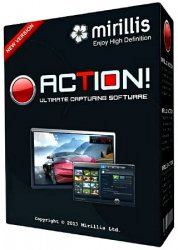 Mirillis Action! 4.13.1 RePack (& Portable) by KpoJIuK