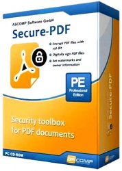 Secure-PDF Professional Edition 2.000
