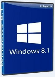 Windows 8.1 20in1 (x86/x64) by Eagle123 (04.2020)