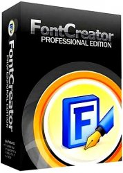 FontCreator Professional Edition 13.0.0.2643 RePack (& Portable) by elchupacabra