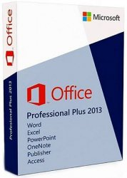 Microsoft Office 2013 SP1 Professional Plus / Standard + Visio Pro + Project Pro 15.0.5249.1001 (2020.06) RePack by KpoJIuK