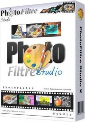 PhotoFiltre Studio X 10.14.1 (Repack & Portable) by elchupacabra