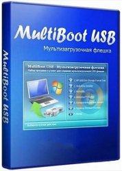 MultiBoot USB - Мультизагрузочная флешка v11.12.10 Final