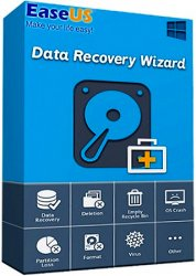 EaseUS Data Recovery Wizard Technician 13.6 RePack (& Portable) by elchupacabra