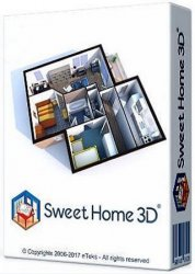 Sweet Home 3D 6.4.2 + Portable