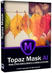 Topaz Mask AI 1.3.3 RePack (& Portable) by TryRooM