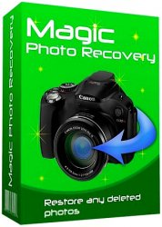 Magic Photo Recovery 4.9 RePack (& Portable) by ZVSRus