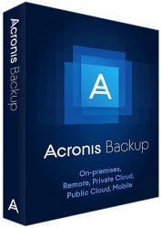 Acronis Backup 12.5.16343 BootCD