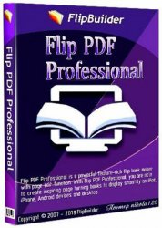 Flip PDF Professional 2.4.9.41 RePack (& Portable) by TryRooM