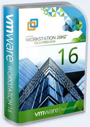 VMware Workstation 16 Pro 16.0.0 Build 16894299 RePack by KpoJIuK