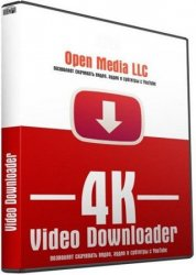 4K Video Downloader 4.13.1.3840 RePack & portable by KpoJIuK