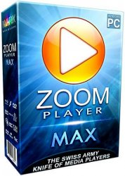 Zoom Player MAX 15.5 Build 1550 RePack (& Portable) by TryRooM