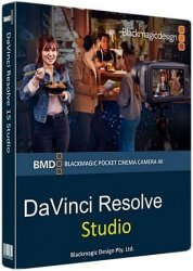 Blackmagic Design DaVinci Resolve Studio 16.2.7.008 RePack by KpoJIuK + Components 2020.09.17