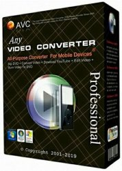 Any Video Converter Professional 7.0.8 RePack (& Portable) by TryRooM