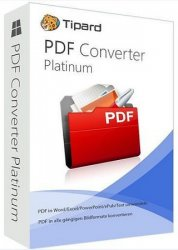 Tipard PDF Converter Platinum 3.3.26 RePack (& Portable) by TryRooM
